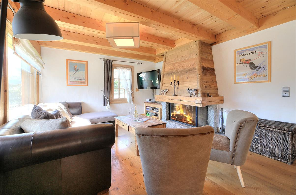 See details MEGEVE Villa 5 rooms (2583 sq ft), 5 bedrooms